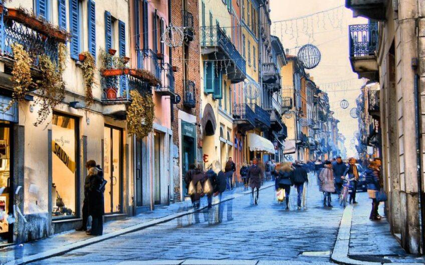 Negozio in Corso Strada Nuova Pavia Centro Storico